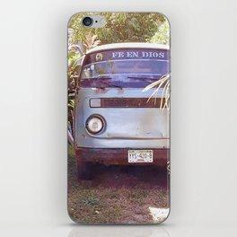 You Gotta Have Faith iPhone Skin