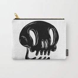 Calaverita negra Carry-All Pouch