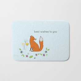 Best wishes to you Bath Mat