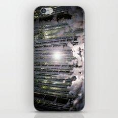 Arashiyama Bamboo in Winter iPhone & iPod Skin