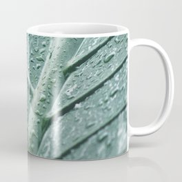 Leaf still life, fine art, high quality, macro photography, nature photo Coffee Mug