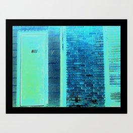Two Hundred Eleven Art Print