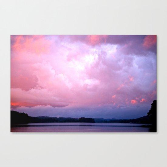 Fabulous Sky Canvas Print