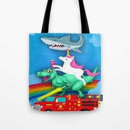 Super Terrific Freakin Awesome Tote Bag