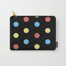 Polka Friend Carry-All Pouch