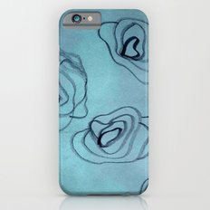 flowers in the sky iPhone 6s Slim Case
