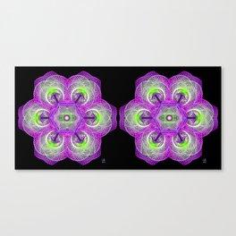 Cathexis - Stereogram Canvas Print
