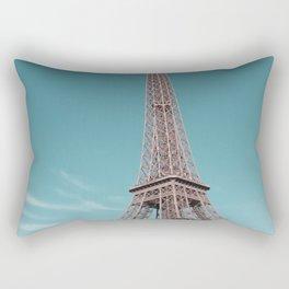 paris, france, eiffel tower Rectangular Pillow