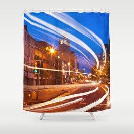 Belfast Twilight Shower Curtain