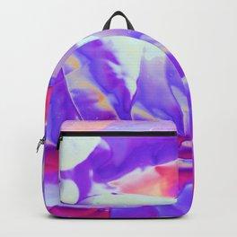 Breezy purple Backpack