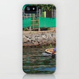 Kerala Fishermen iPhone Case