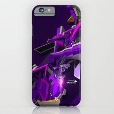 3d graffiti - Bar Slim Case iPhone 6s
