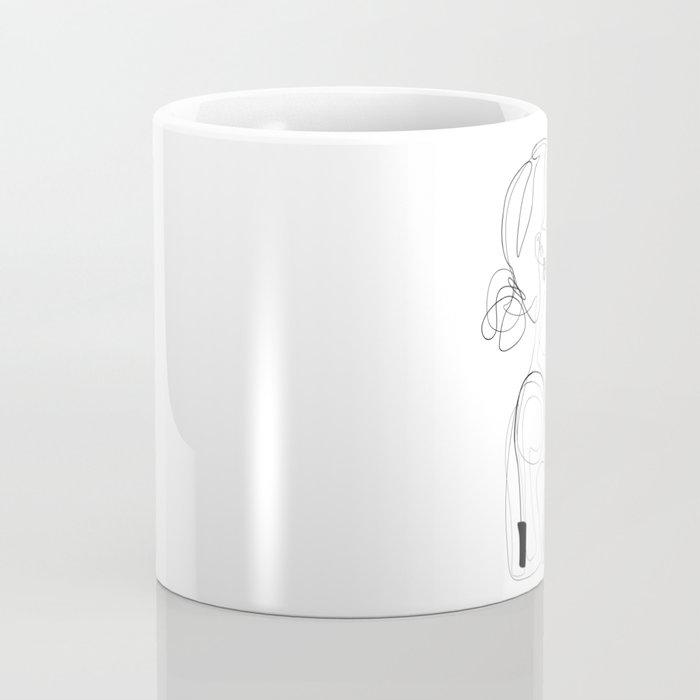 B Color Beauty Coffee Mug