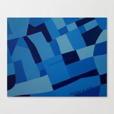 Peckham Canvas Print