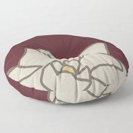 Gardenias No 01 Floor Pillow