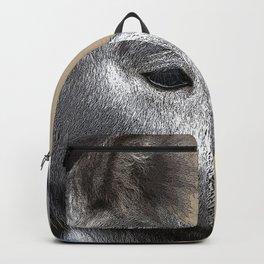 Watercolor Horse 01, Icelandic Pony, Kufhol, Iceland, Just Me! Backpack