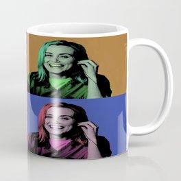 Piper Chapman Pop Art  Coffee Mug