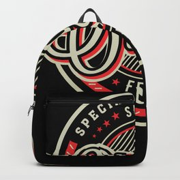 Special Quality Since February 1971 Backpack