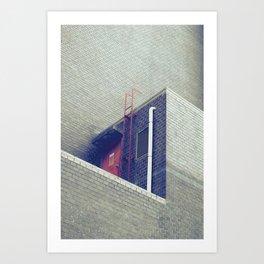 dead ends Art Print