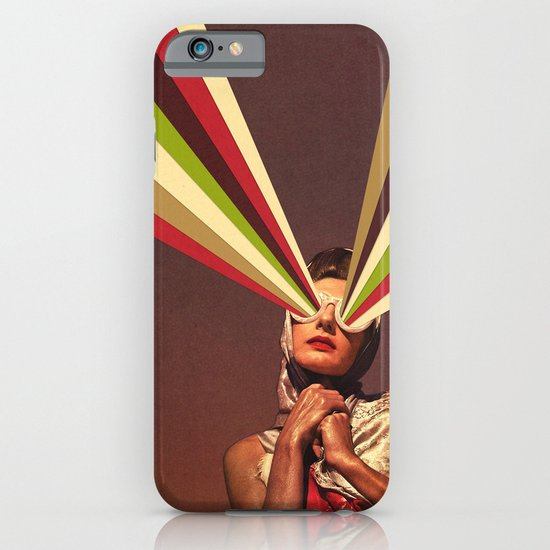 Rayguns iPhone & iPod Case