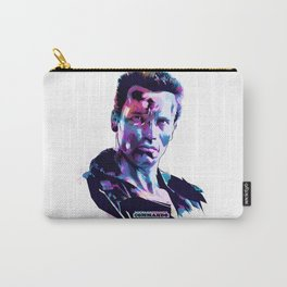 Arnold Schwarzenegger: BAD ACTORS Carry-All Pouch