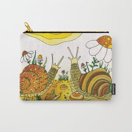 Noah's Ark - Snail Carry-All Pouch