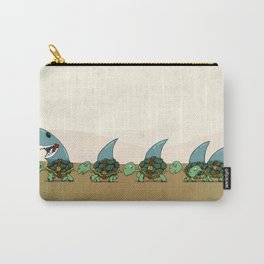 Land Sharks Carry-All Pouch