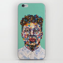 Mick Jenkins iPhone Skin