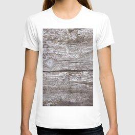 Piece of Driftwood #decor #society6 #buyart T-shirt
