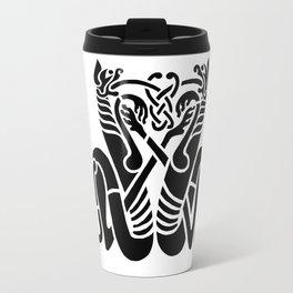Celtic Cats Travel Mug