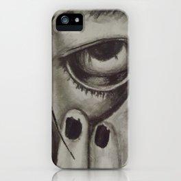 Anubis Lok  iPhone Case