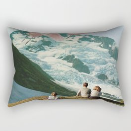 The Beauty of Freedom Rectangular Pillow