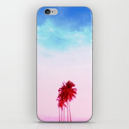 Tropical Coconut Trees #1 iPhone Skin