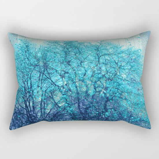 Visitors Rectangular Pillow