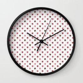 Masion & Jardin - Papillons Wall Clock