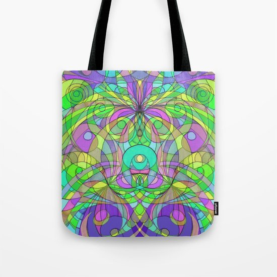 Ethnic Style G110 Tote Bag
