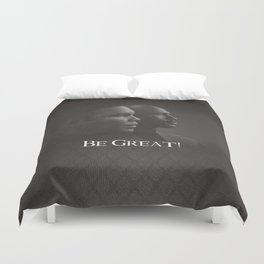 Be Great Duvet Cover