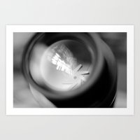 aperture Art Prints featuring Aperture Lashes by Aperture