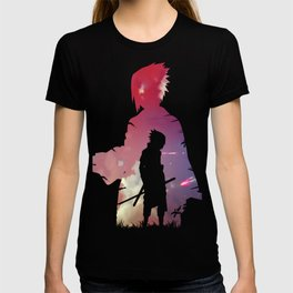 Anime Uchiha Anime T-shirt