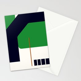 Late Night Tv 009 Stationery Cards