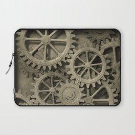 Steampunk Cogwheels Laptop Sleeve