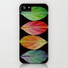 Four Leaves iPhone (5, 5s) Slim Case
