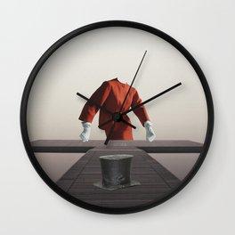 Combat Wall Clock