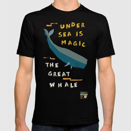 The Great Whale T-shirt