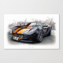 Lotus Exige GT3 Canvas Print