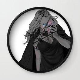 Wanheda Wall Clock