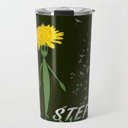 Dandeliono Character poster (STEP) Travel Mug