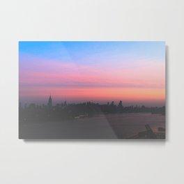 NYC Sunrise Metal Print