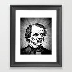 17. Zombie Andrew Johnson  Framed Art Print