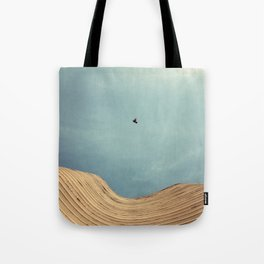 Edifício Niemeyer Tote Bag